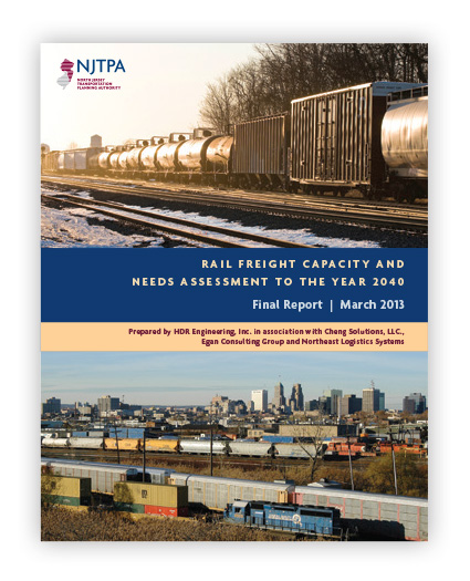 Rail Freight Capacity and Needs Assessment to the Year 2040