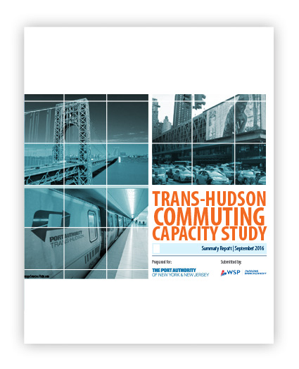 Trans-Hudson Commuting Capacity Study